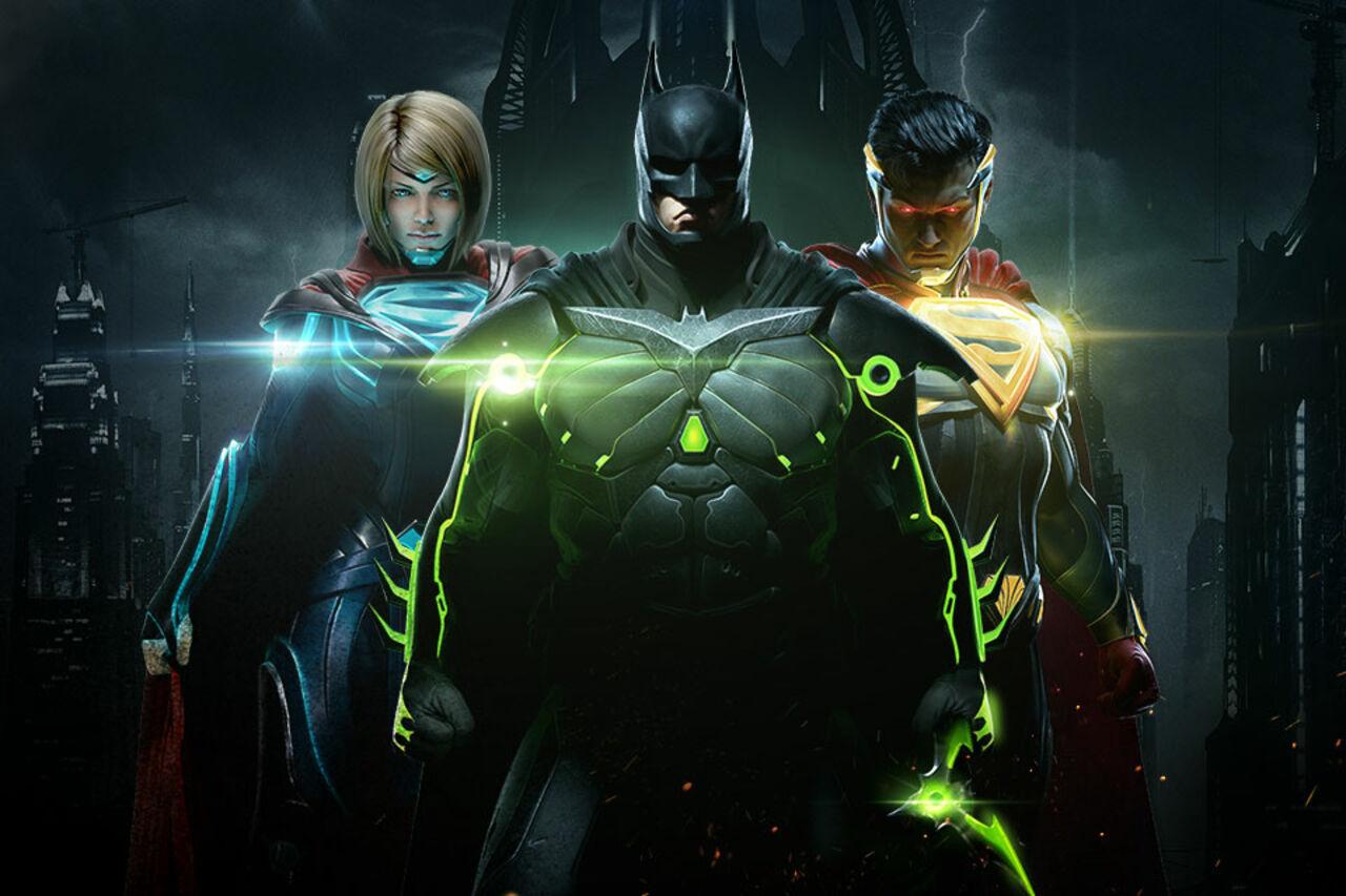 До выхода Injustice 2 осталось около месяца