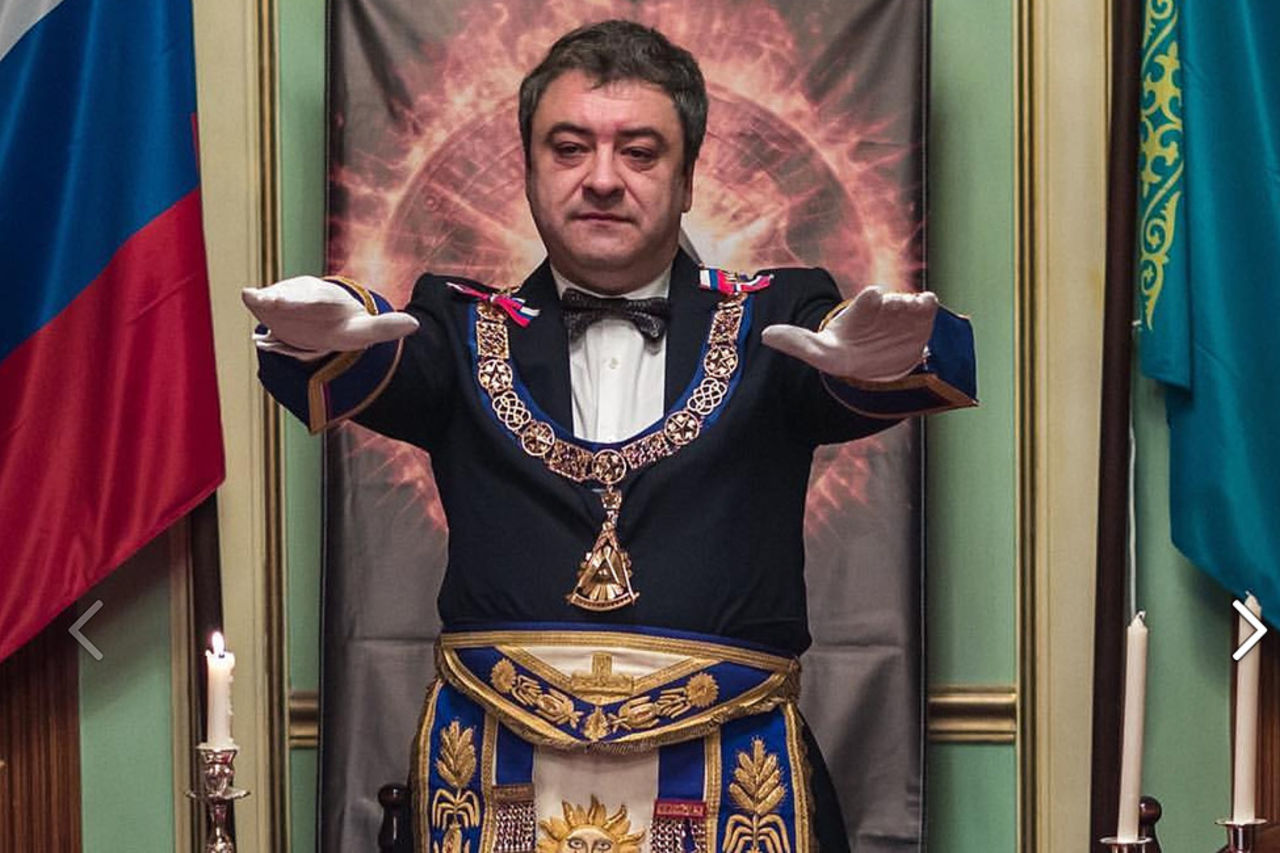 Основного масона Российской Федерации попросили неделать карнавал извыборов президента