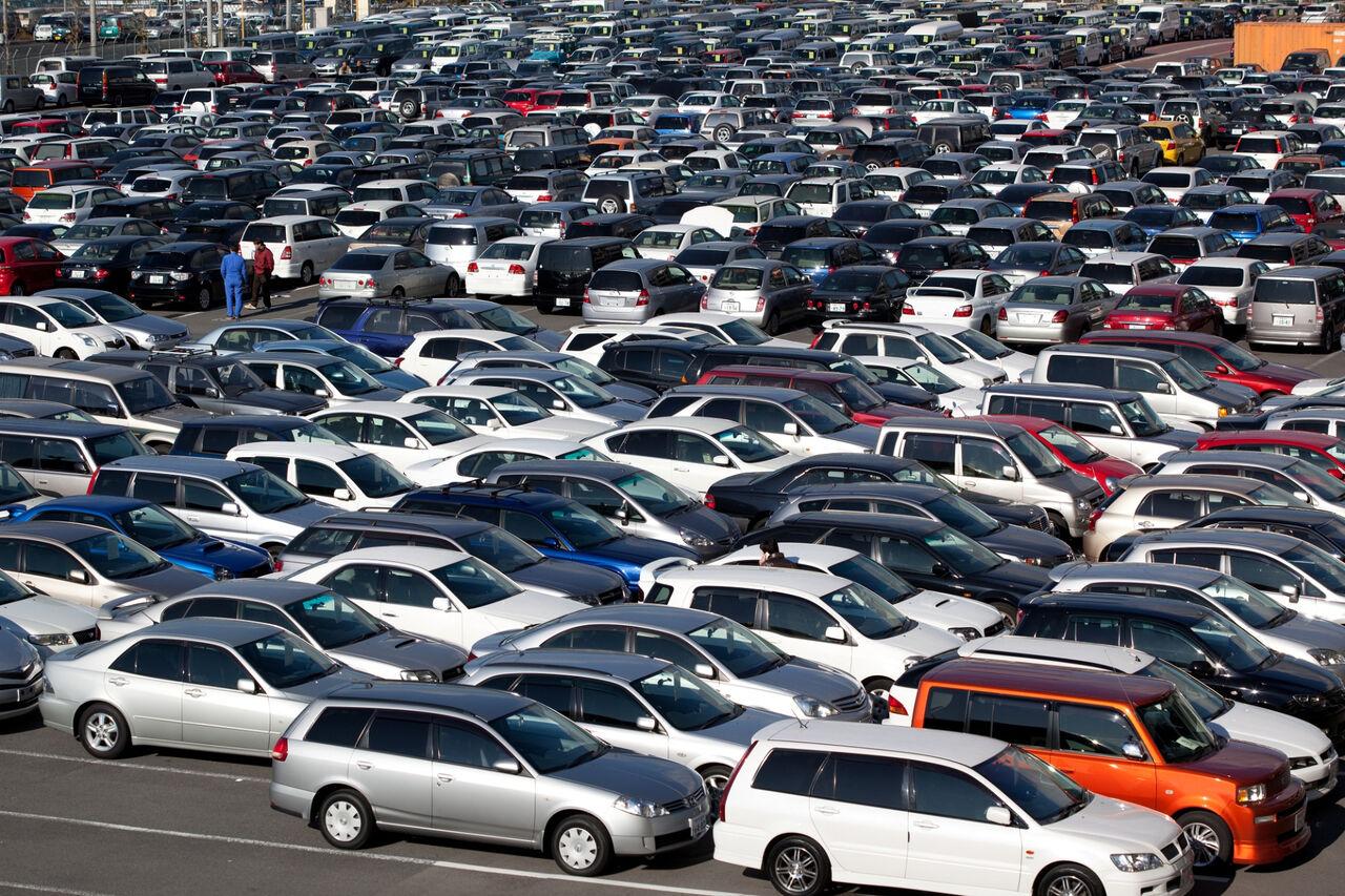 Навторичном рынкеРФ самым продаваемым «японцем» стала Тоёта Corolla
