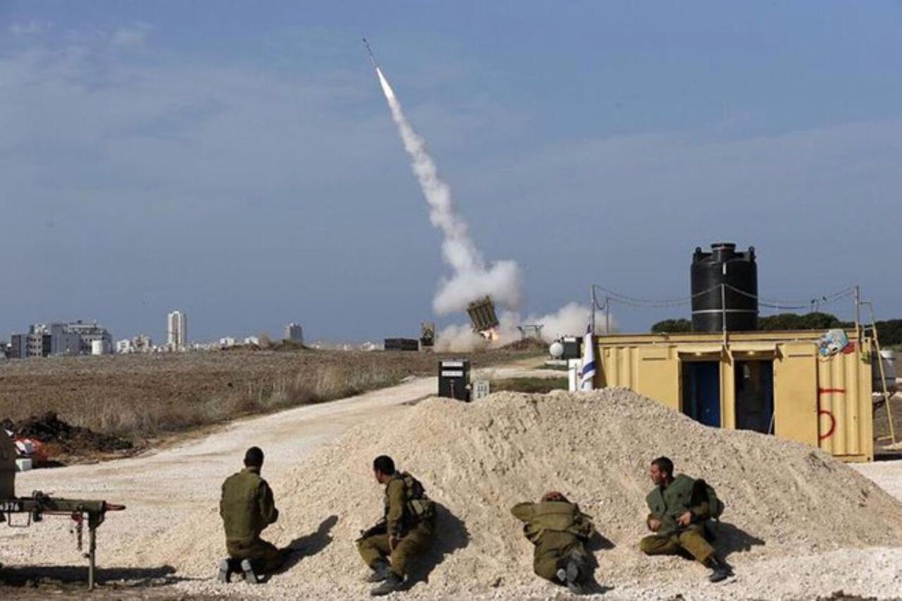 Израиль нанес удары попозициям ХАМАС всекторе Газа