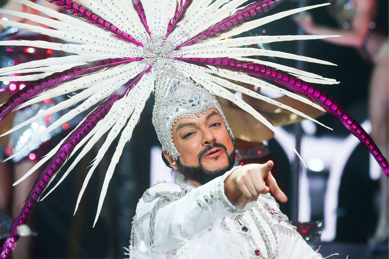 Киркоров снова рвется на«Евровидение»— наэтот раз заМолдову