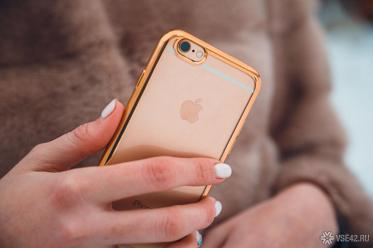 В РФ уменьшилась средняя стоимость iPhone