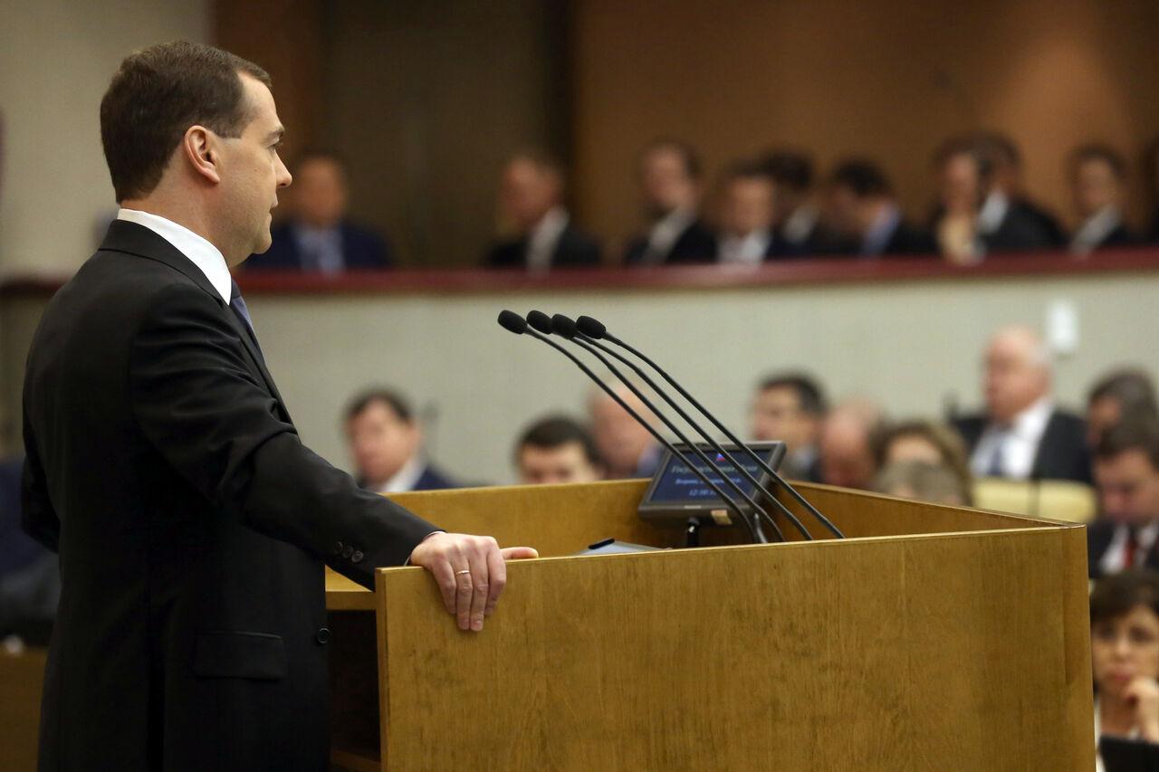 РФ освободилась отиллюзий опартнерстве сЗападом— Медведев