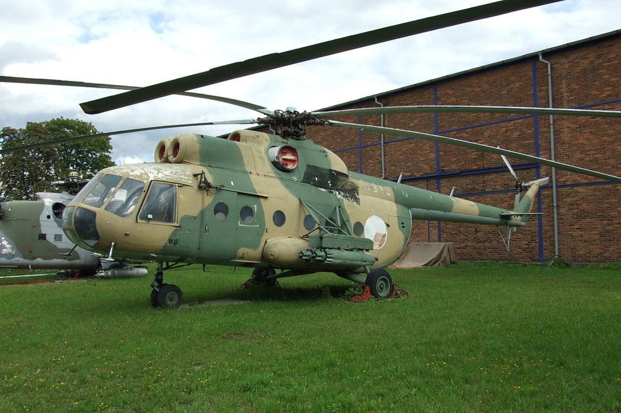 Первопричиной крушения Ми-8 вХабаровске стало столкновение сантенной мачтой