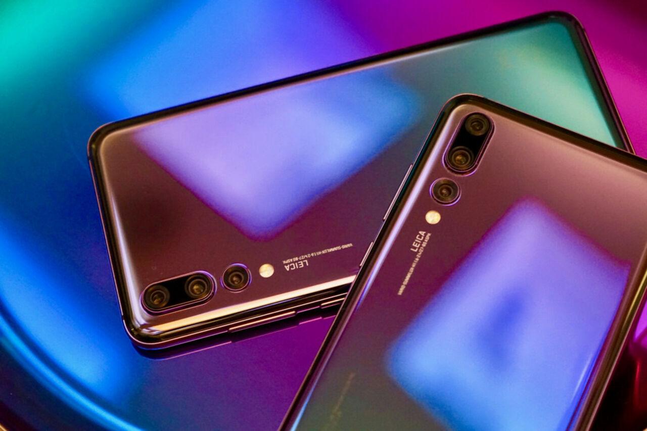 В РФ впродаже появился Huawei P20 Pro