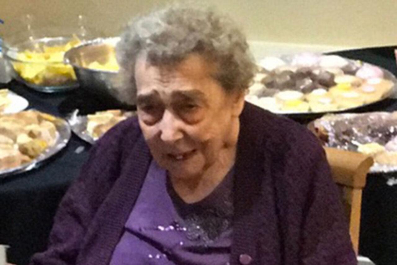 106-летняя британка пояснила долголетие
