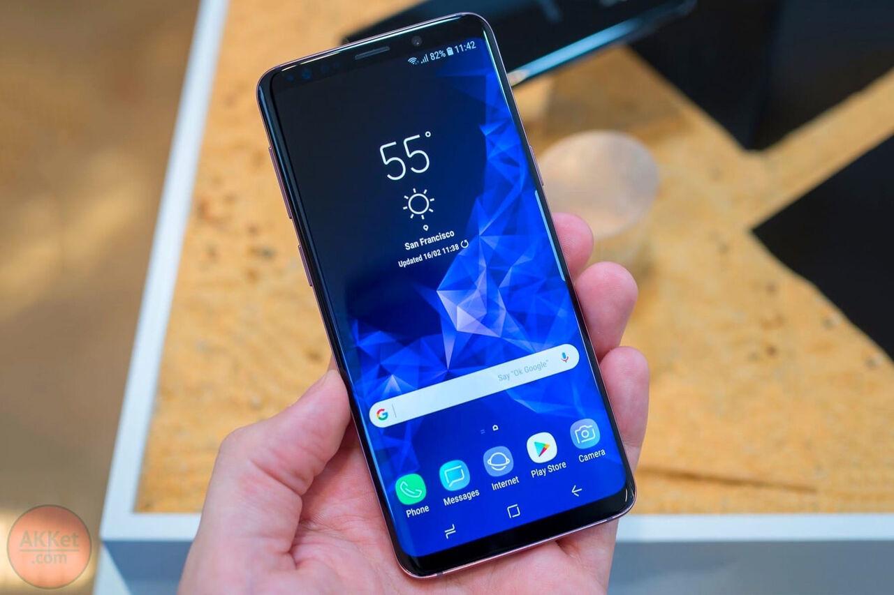Смартфон Самсунг Galaxy S9 упал вцене практически на36%