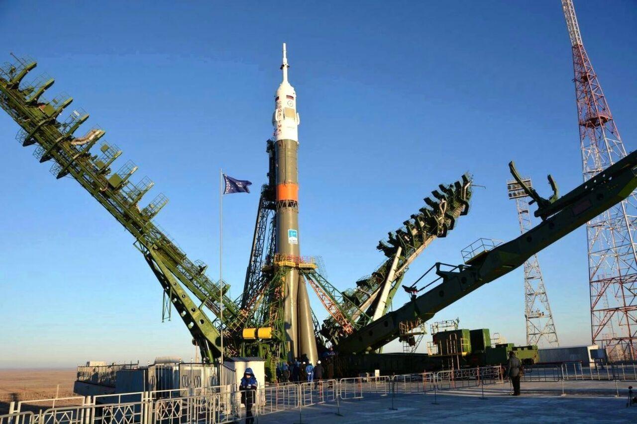 СМИ узнали, как именно сборщики наБайконуре повредили ракету «Союз-ФГ»