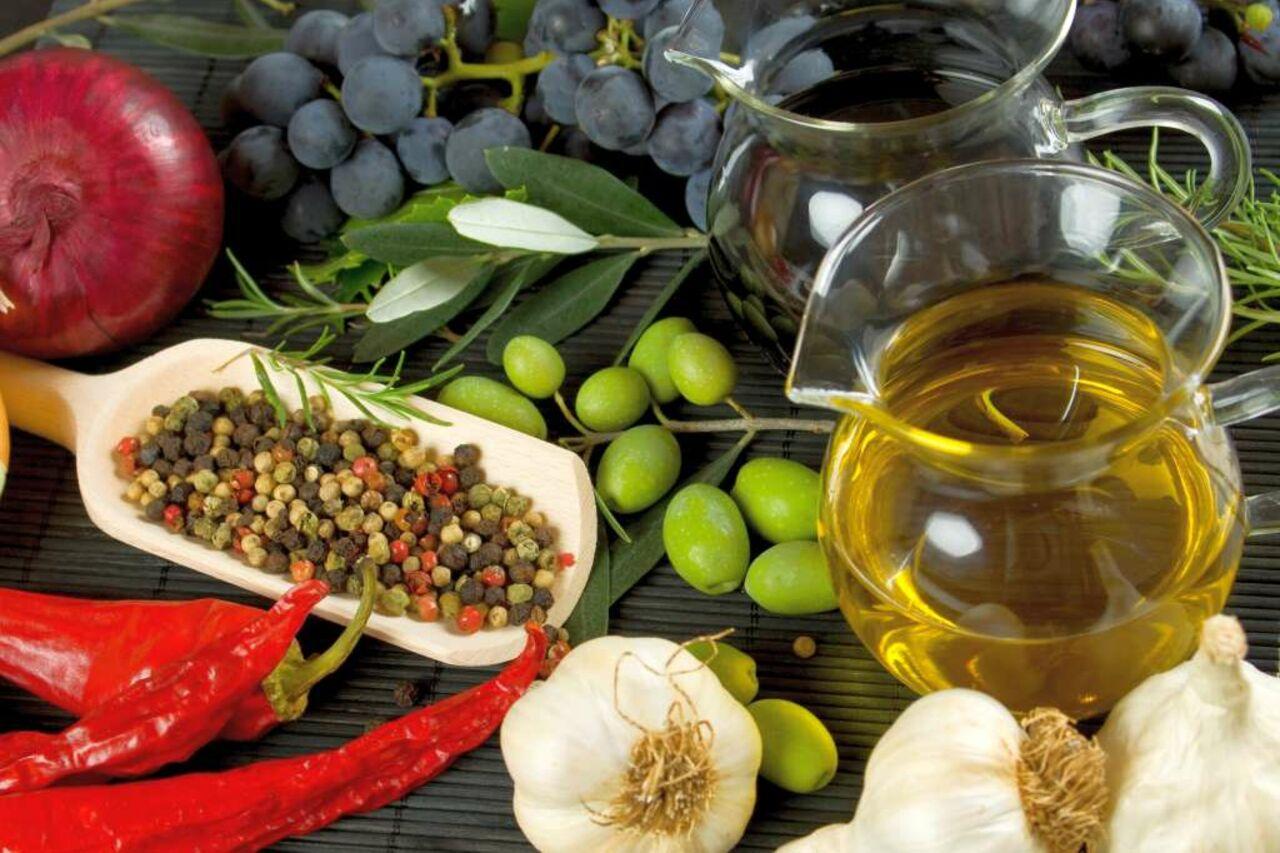 Средиземноморская диета помогает похудеть ибольше ненабирать вес