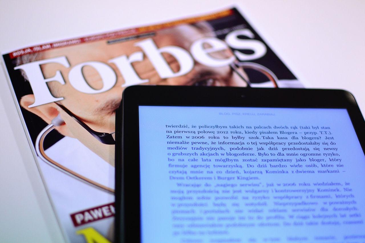Forbes запустил ежегодный рейтинг многообещающих граждан России до30 лет