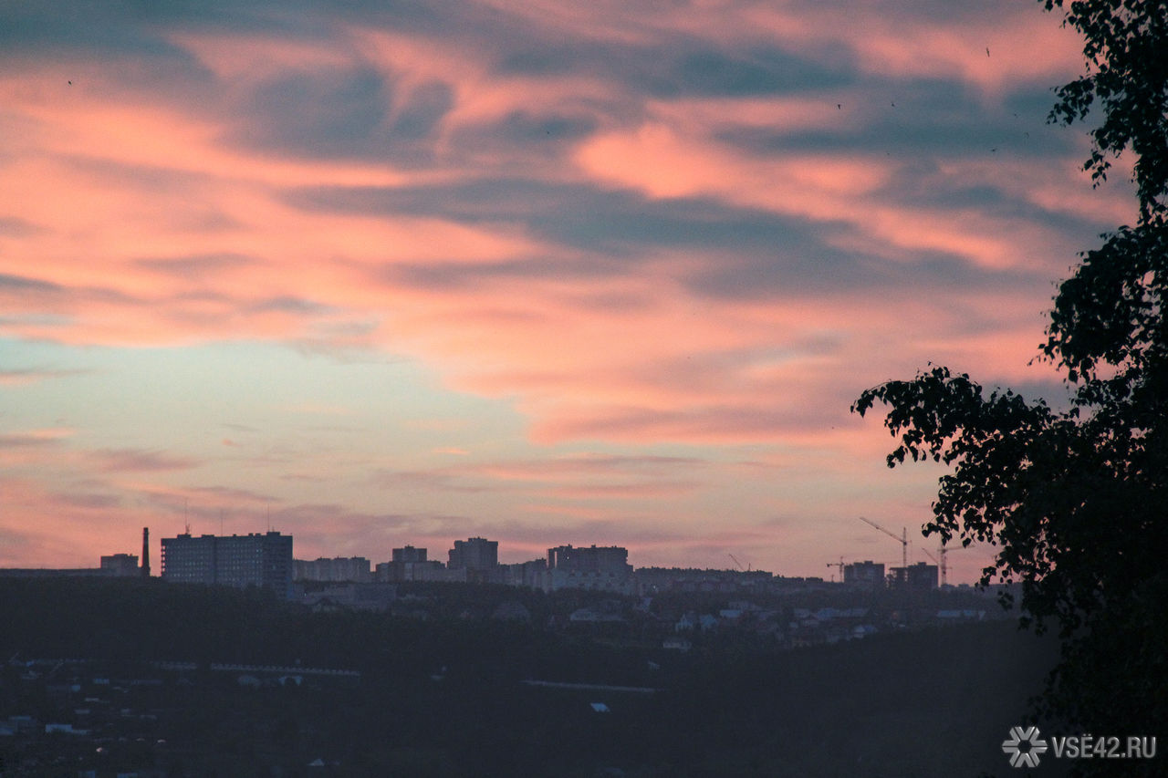 Летом вКемерове зафиксировали повышенный уровень загрязнения воздуха