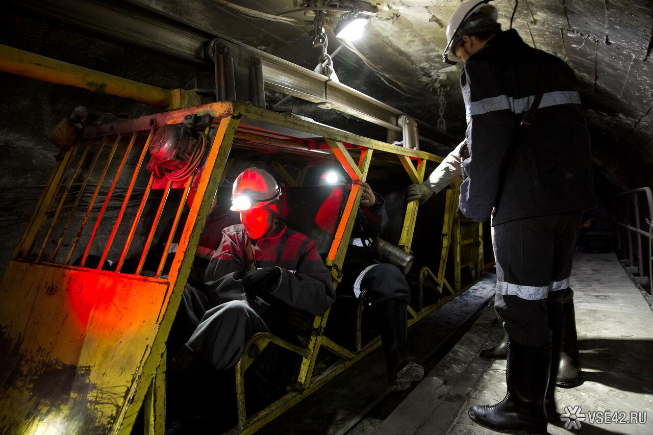 Накузбасской шахте вагонетка слюдьми игрузом насмерть задавила горняка