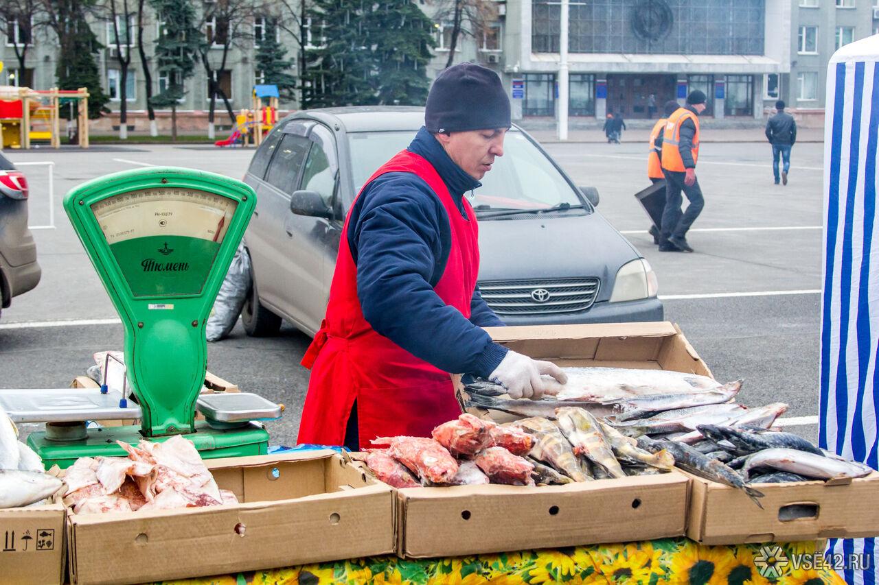 Кузбассовцы ежедневно растрачивают вмагазинах инарынках 924 млн руб.