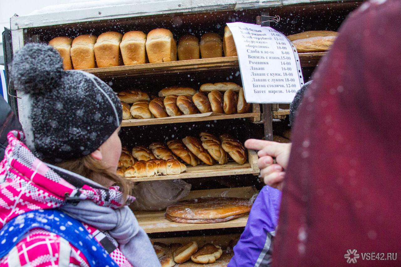 ВПензенской области заполгода изъяли неменее  170кг некачественного хлеба