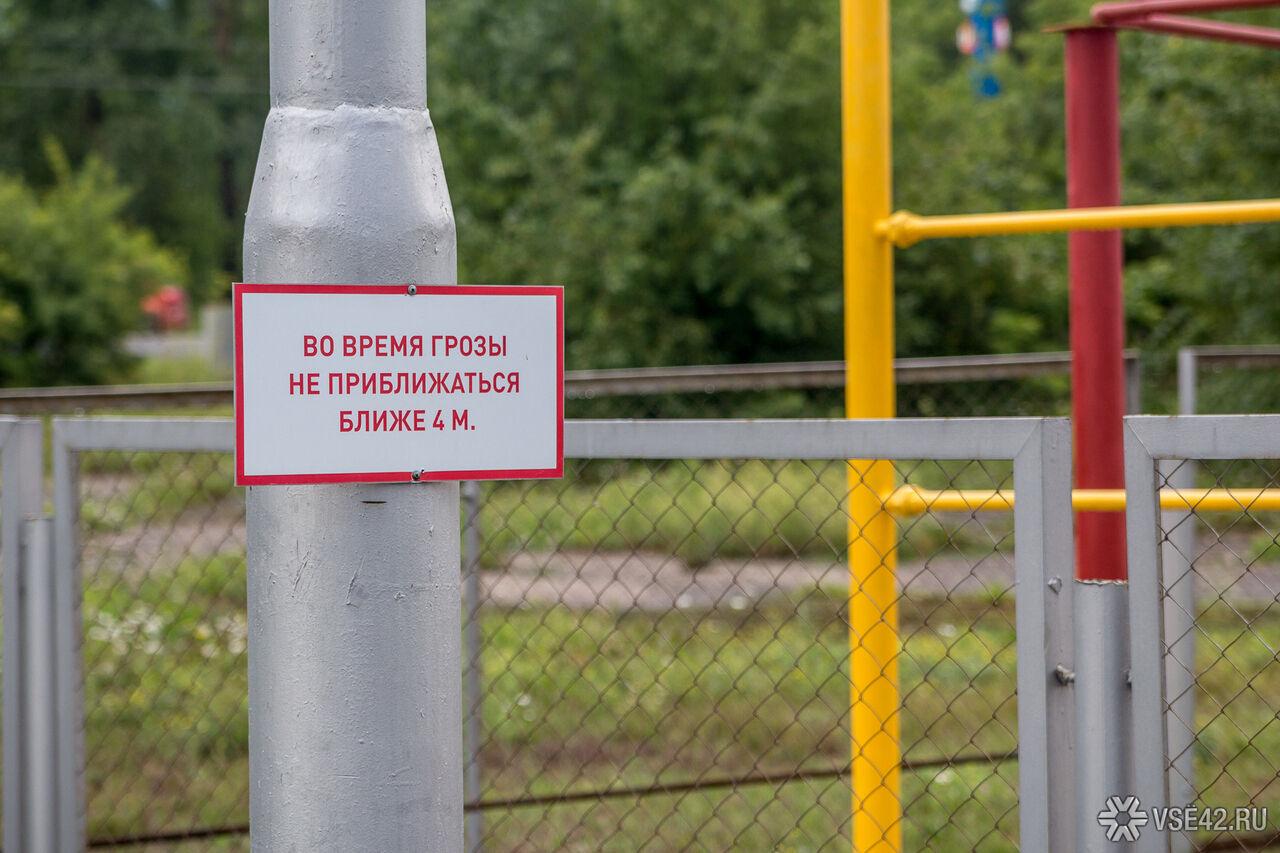 Водном измикрорайонов Кемерова построили два газопровода