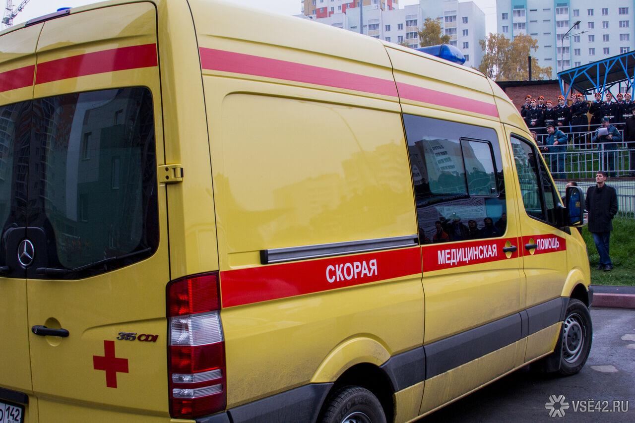Два пешехода были сбиты на«зебре» перехода вКемерово