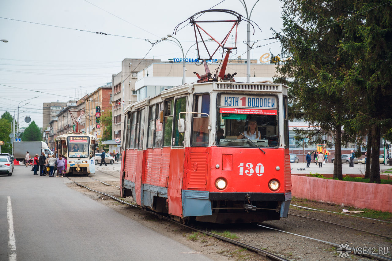 Внеплановые проверки пассажирского транспорта начались вКузбассе