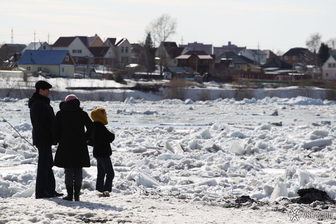 ВКузбассе открыли три ледовые переправы