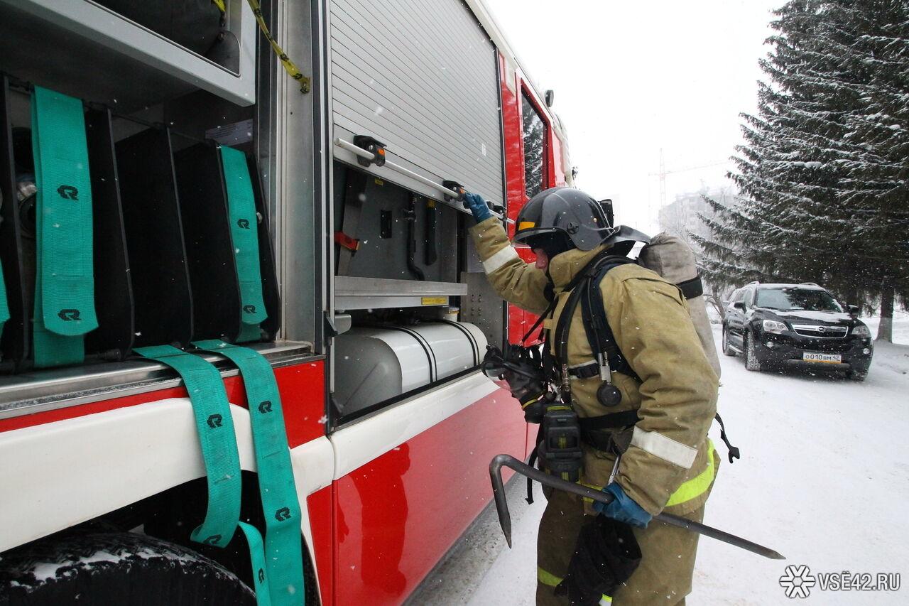 Пожар в доме престарелых в Новой Москве — 16 человек пострадали