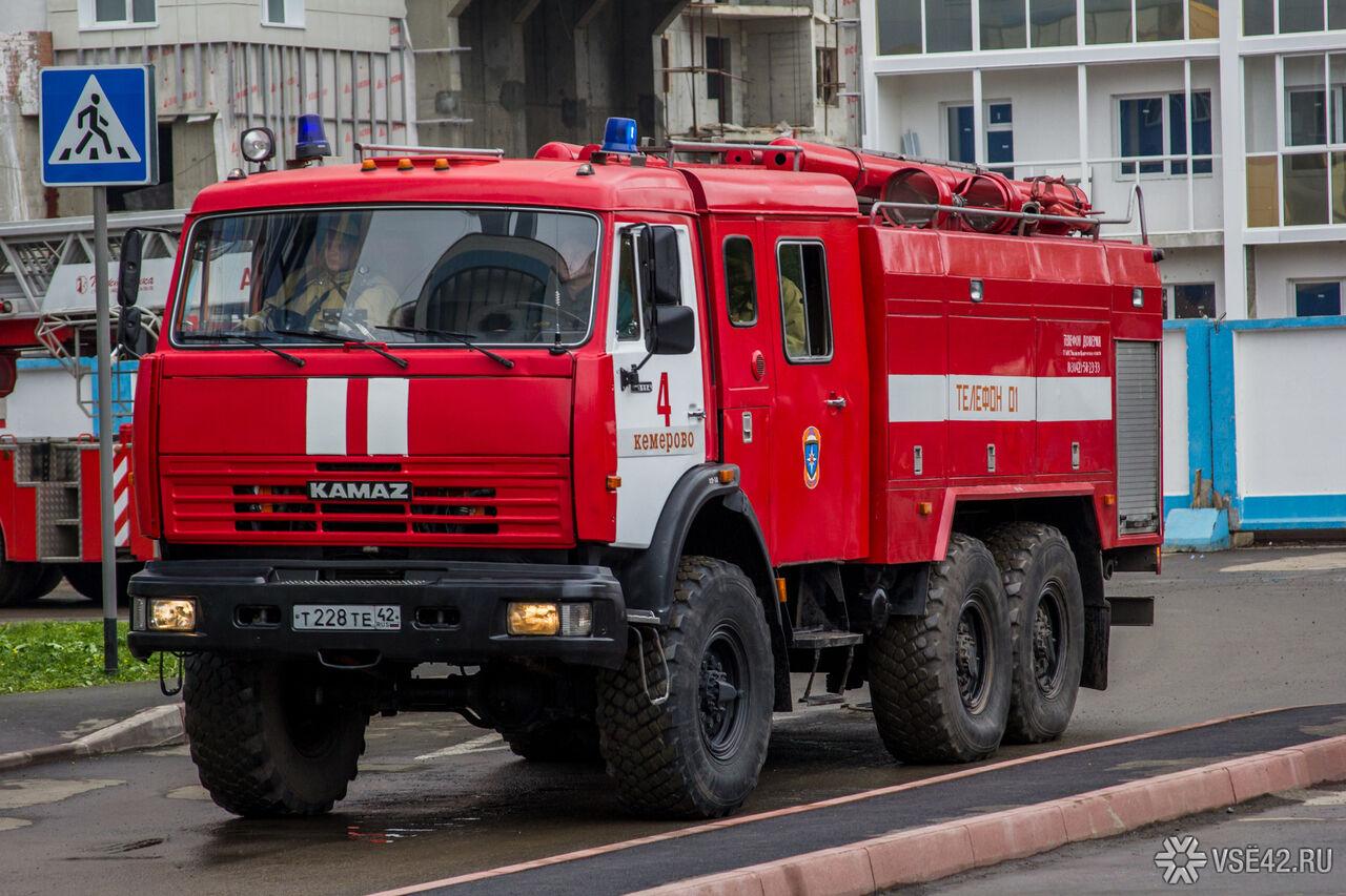 ВГурьевском районе 90-летняя женщина скончалась напожаре