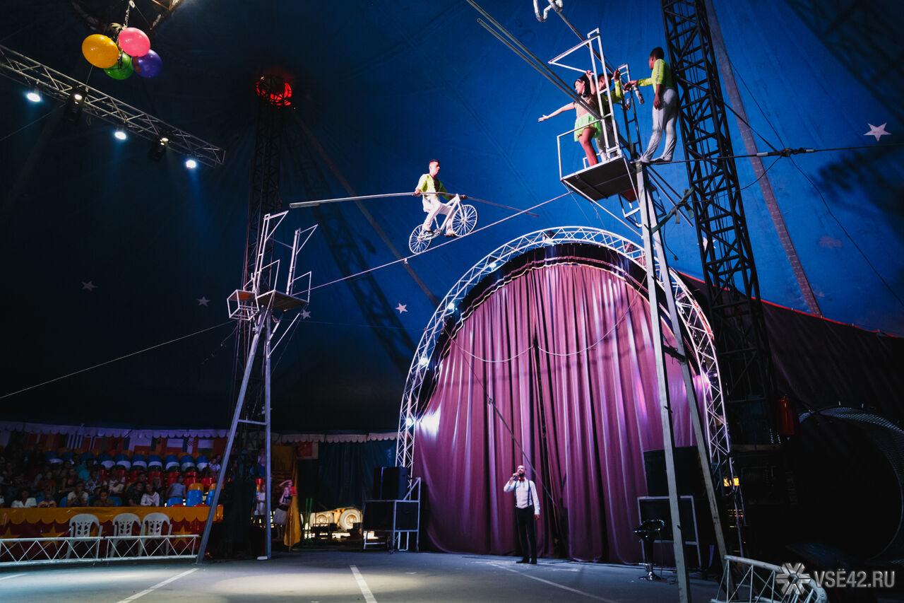ВВологде 17-летняя гимнастка цирка сорвалась свысоты вовремя выступления