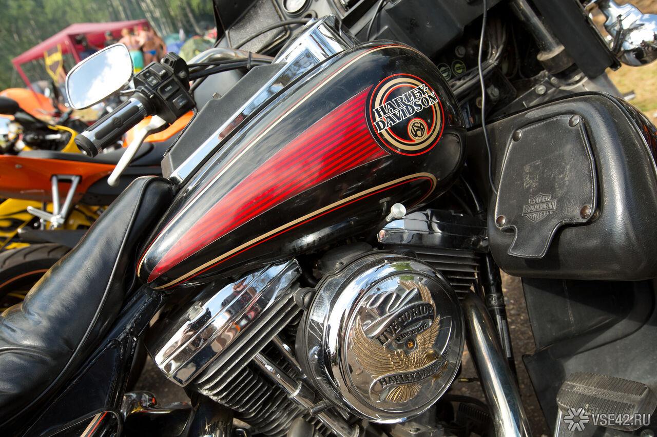1-ый электрический мотоцикл Harley-Davidson выпустят летом