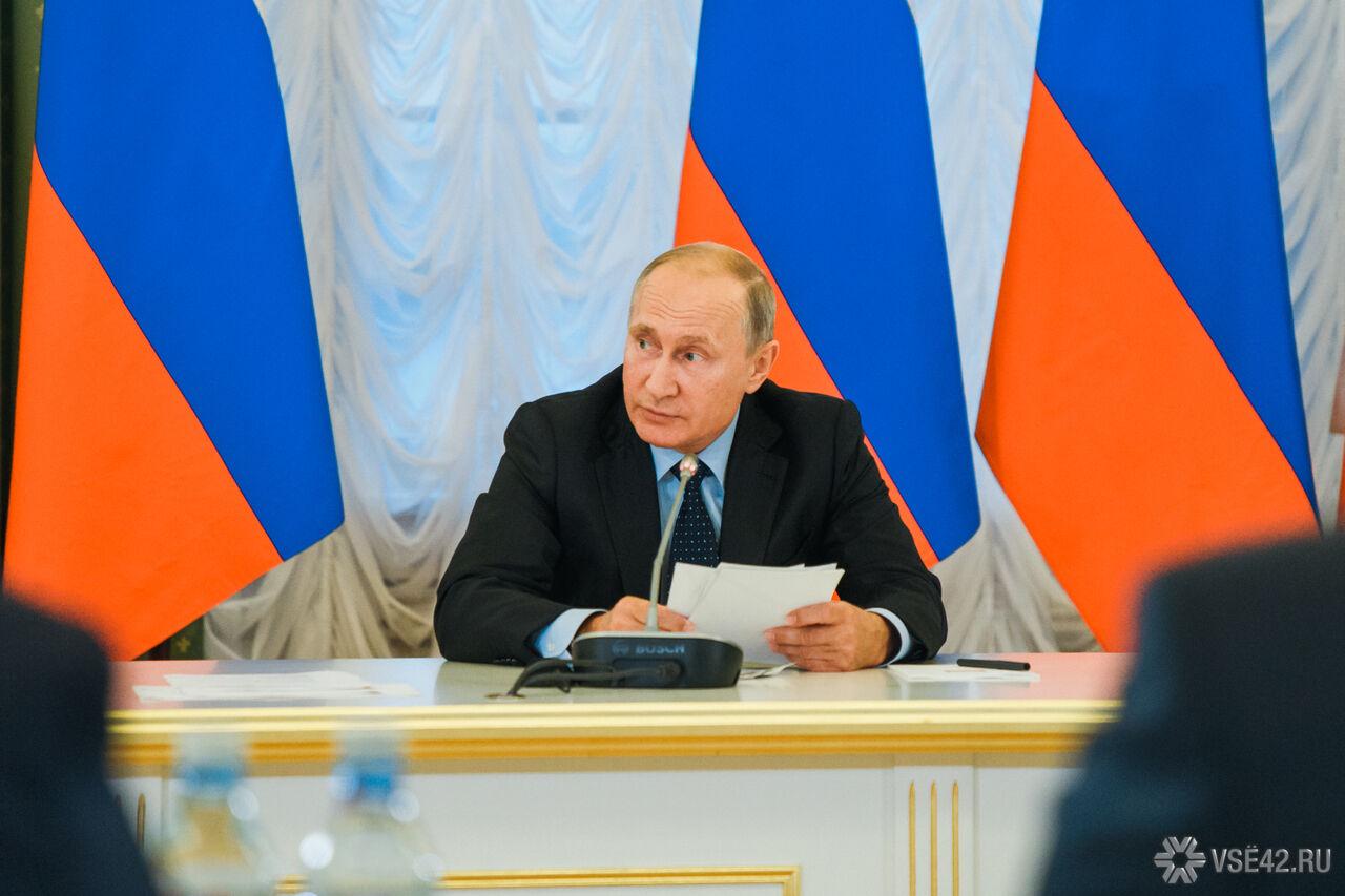 Владимир Путин поведал ольготах для многодетных семей
