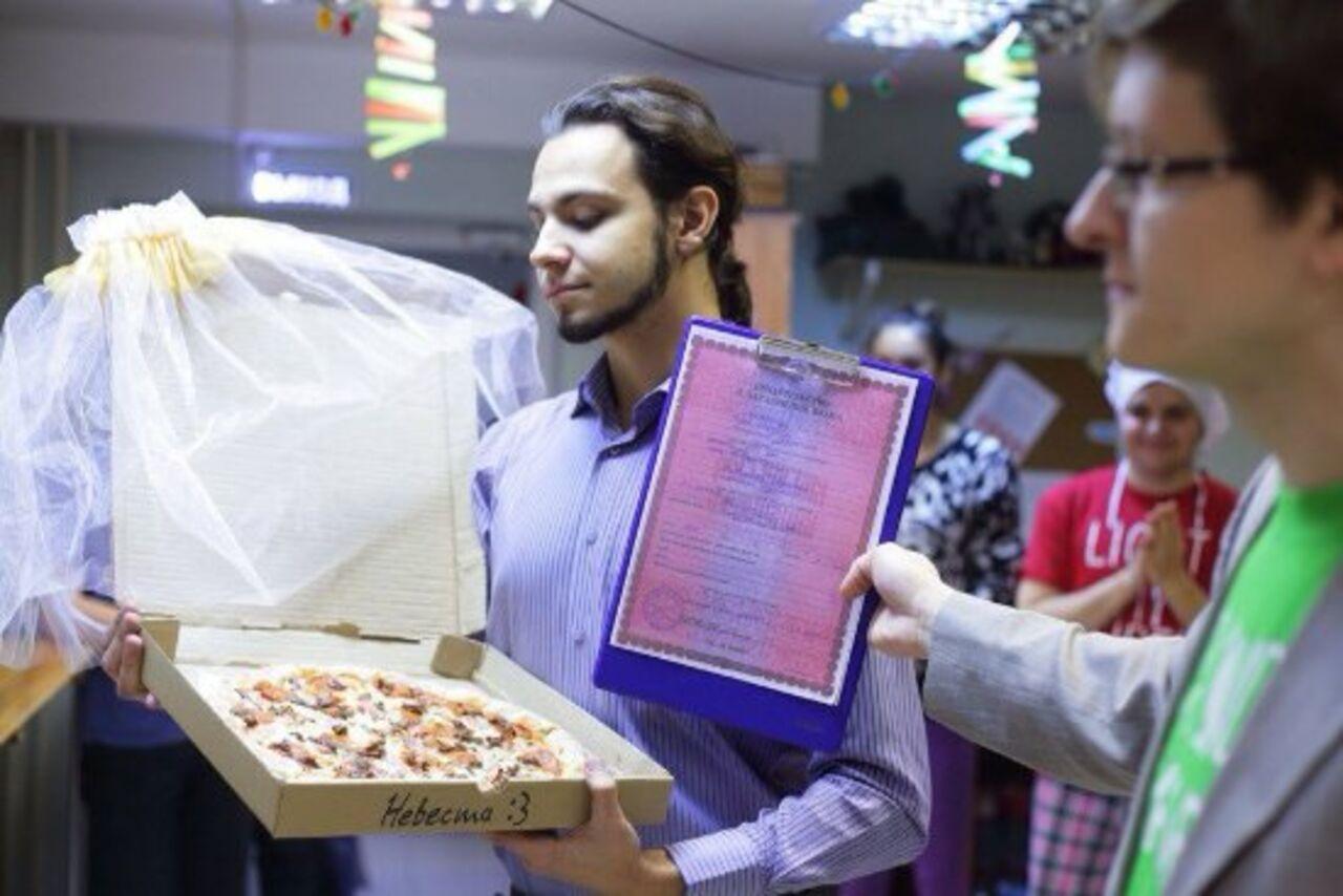 Секс и пицца 19 фотография