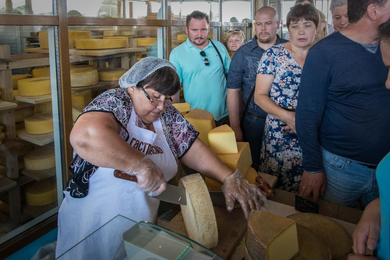 Всероссийский клуб сыроваров будет создан вРузе