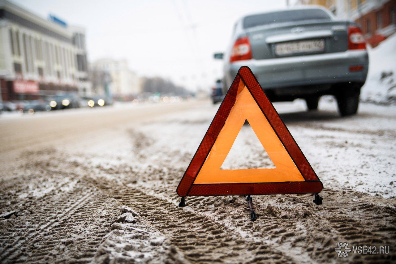 ВПрокопьевске автолюбитель сбил подростка и исчез сместа ДТП