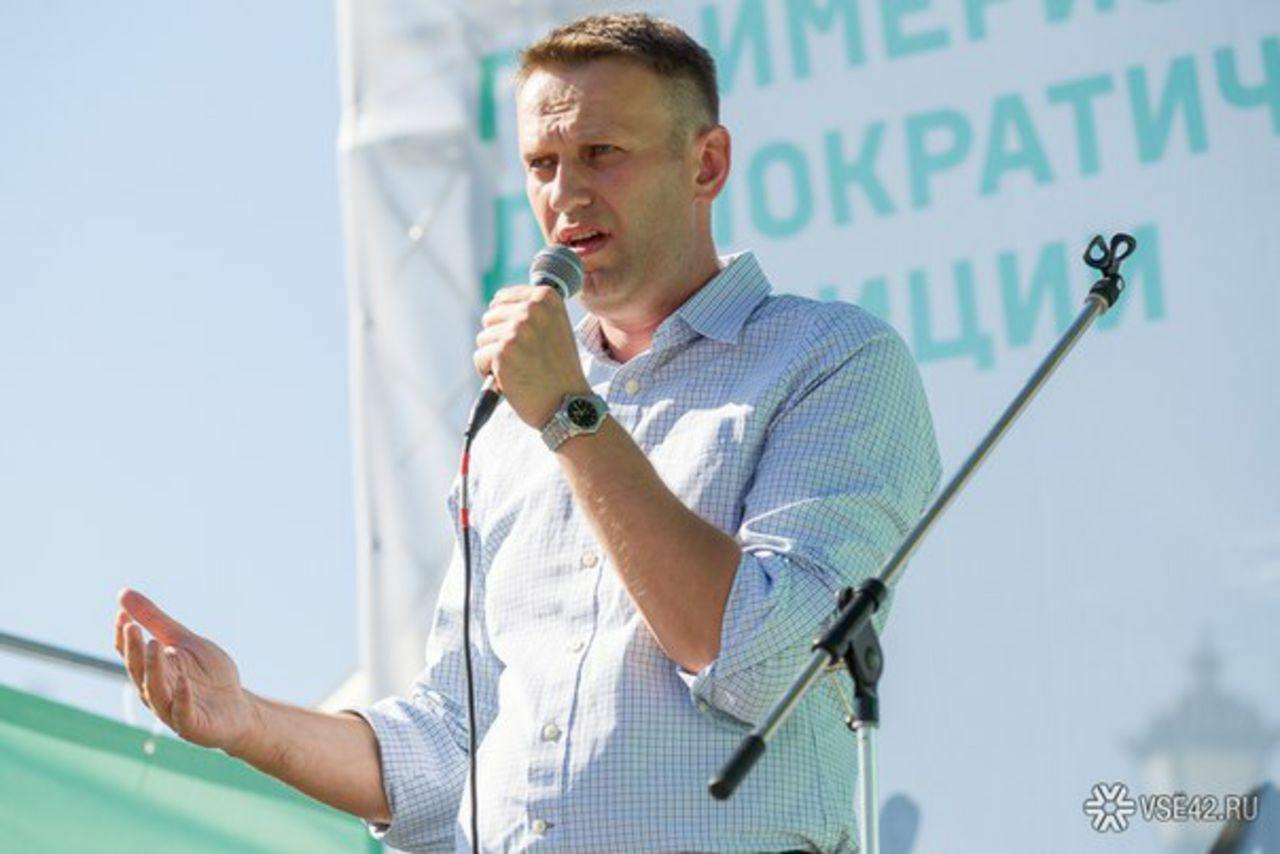 Половина граждан России знает про Навального
