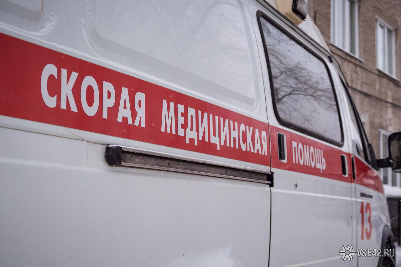 ДТП вКузбассе: Встолкновении иномарки с фургоном погибла женщина-водитель