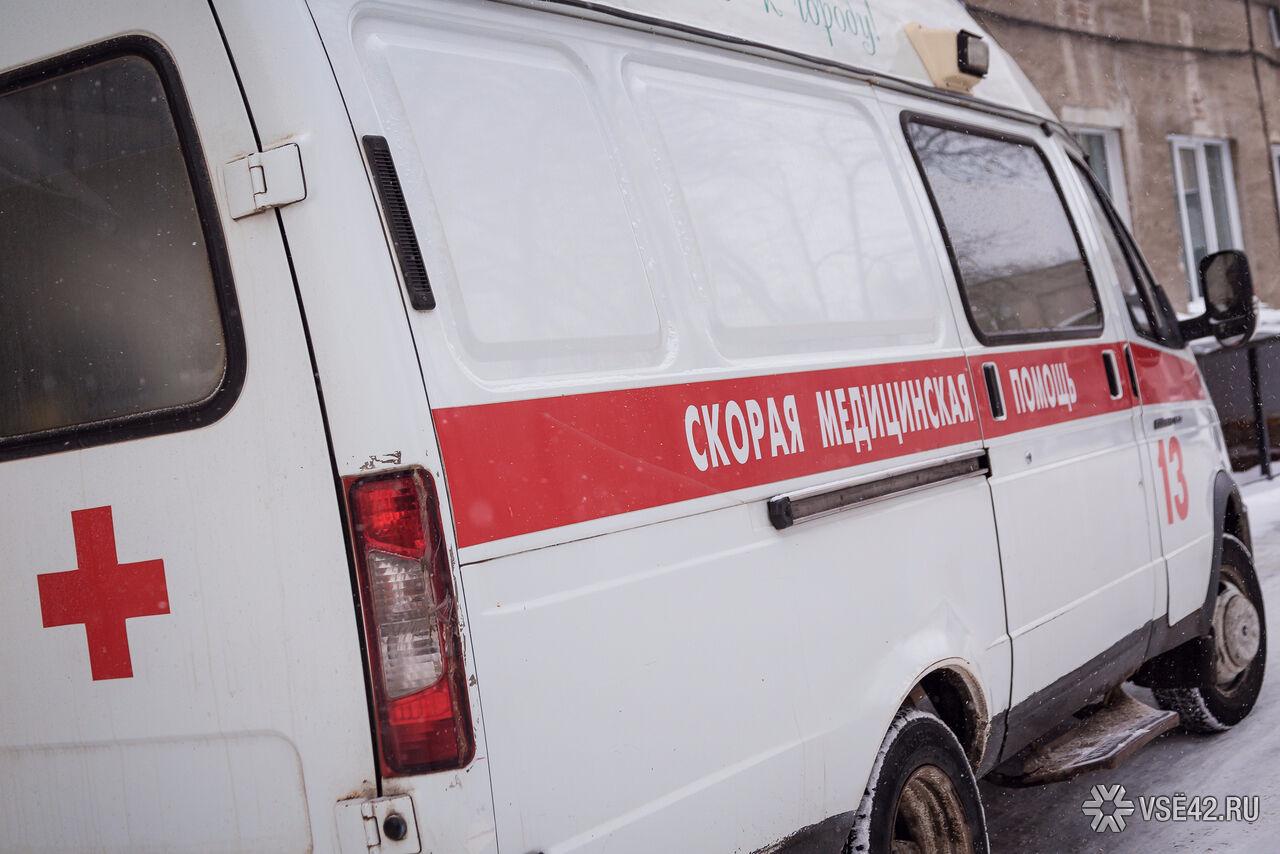 ВПрокопьевске намужчину обрушилась стена заброшенного дома, он умер