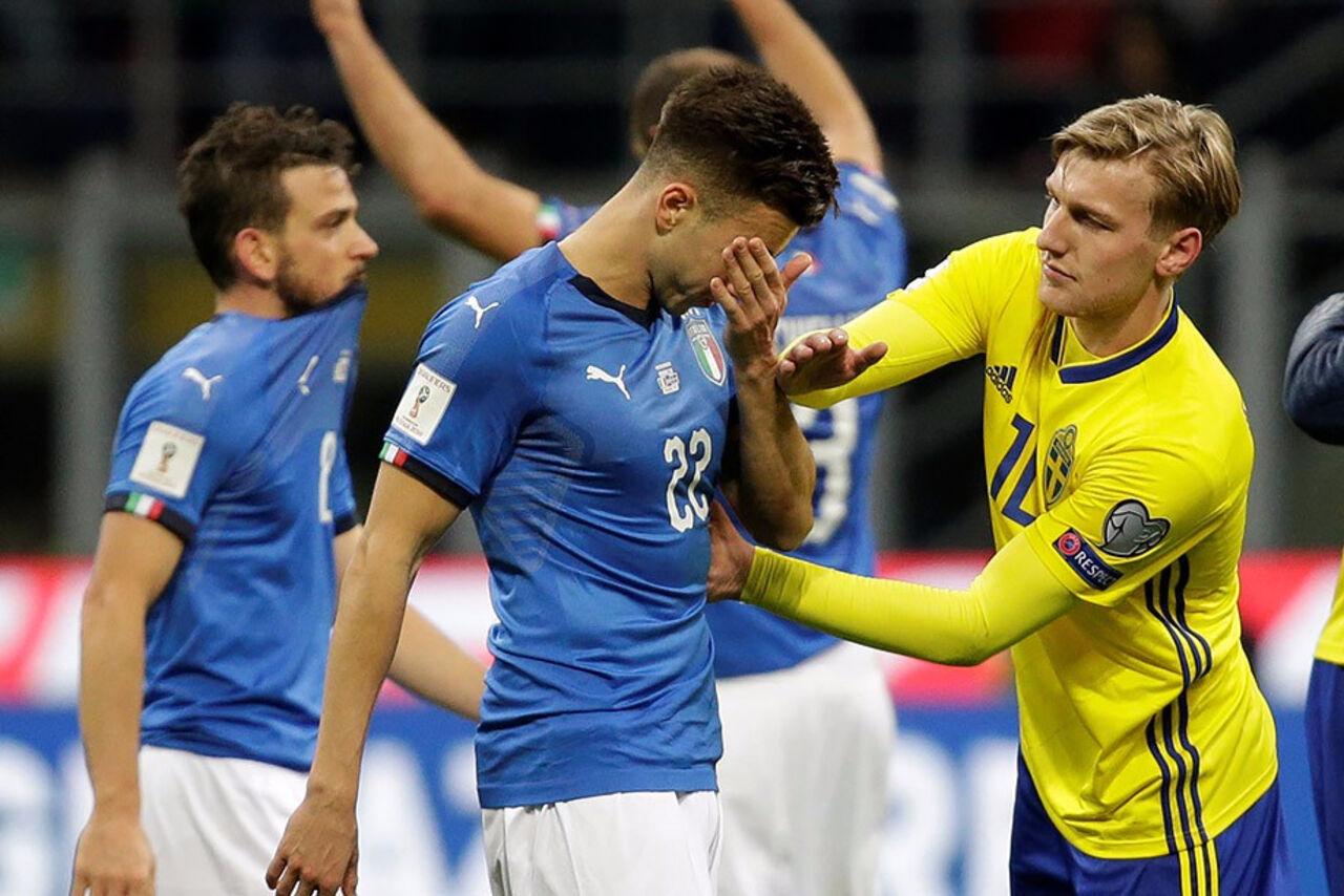 ДеРосси объявил озавершении карьеры всборной Италии