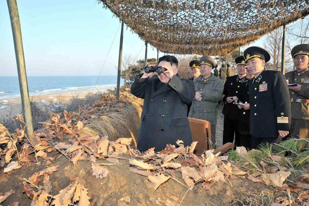 Северная Корея объявила обиспытаниях стратегического оружия