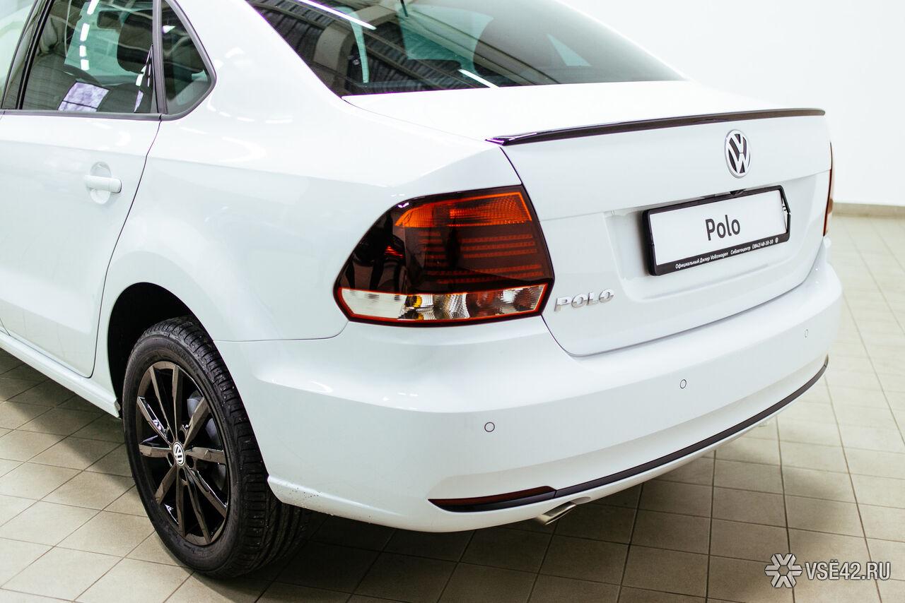 Седан Фольксваген Polo получил новейшую доступную версию