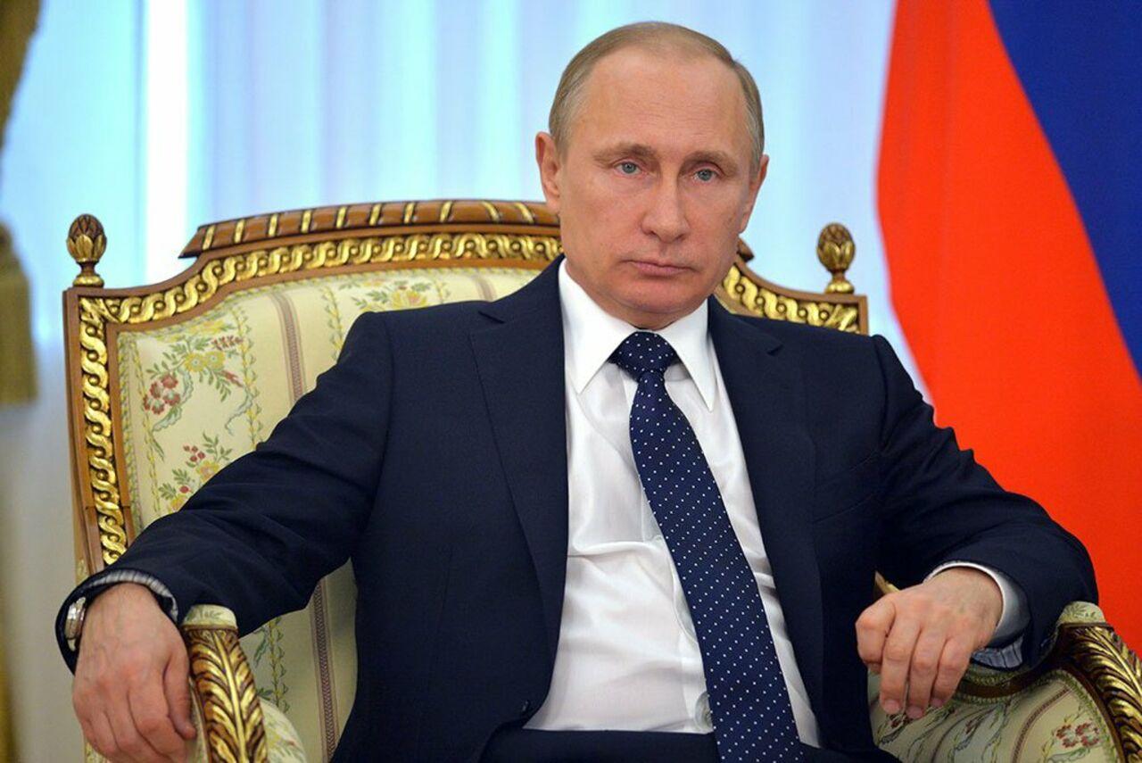 Неменее  82% граждан России  одобряют работу В. Путина