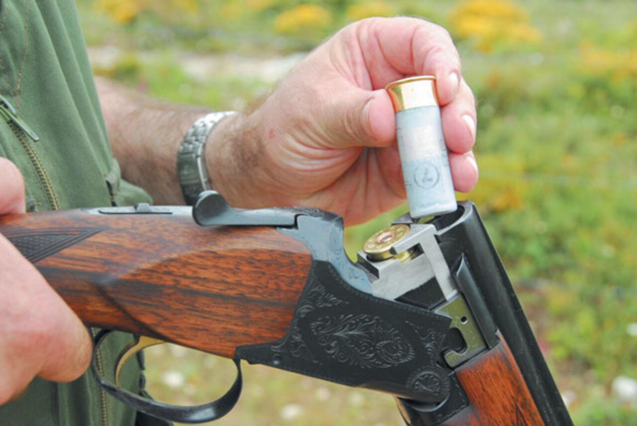 Фото пенсионеры с оружием 4