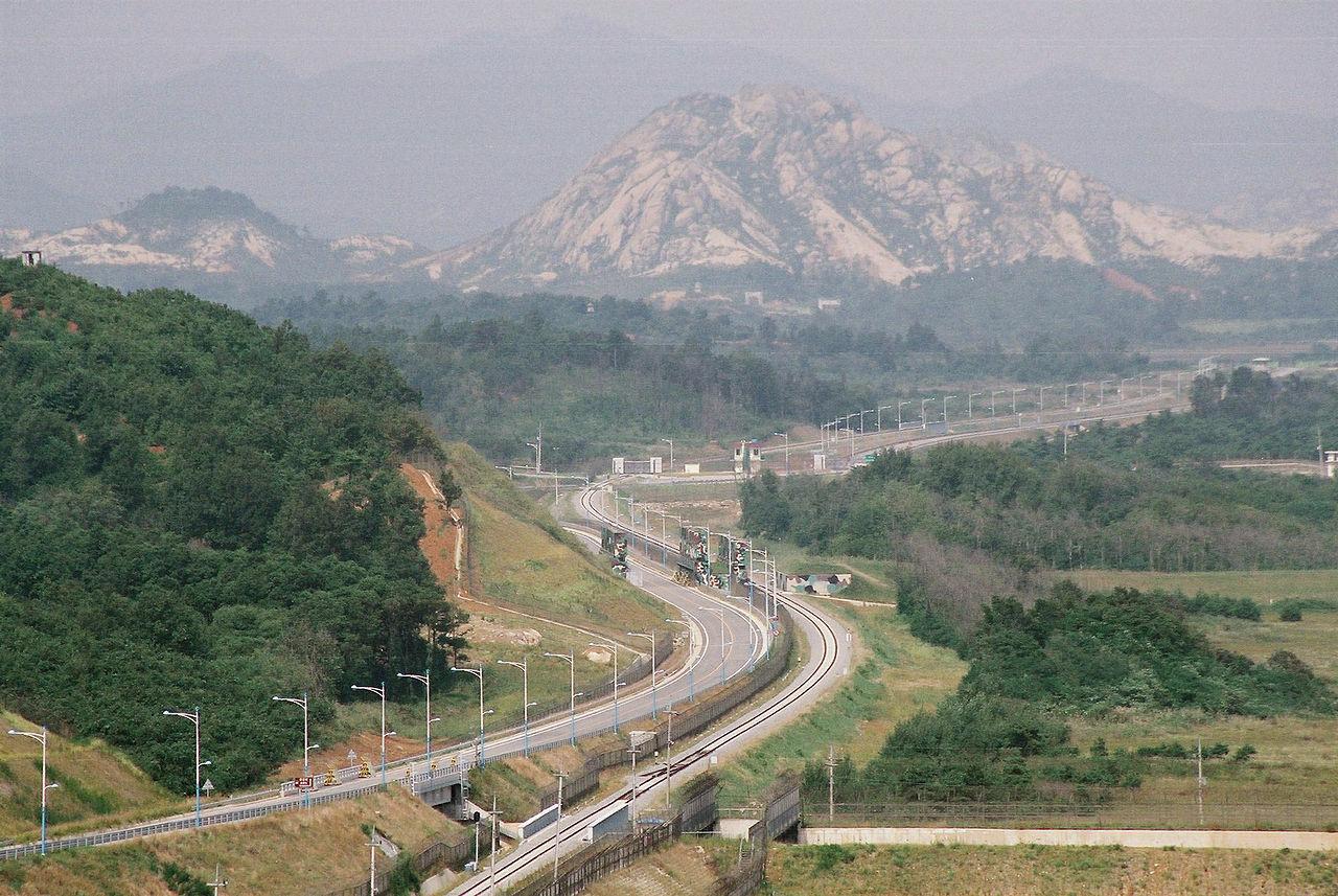 Военнослужащий КНДР пересек границу сЮжной Кореей