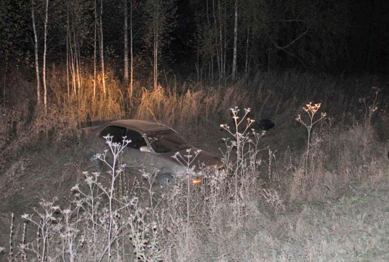 60-летний гражданин Бердска умер вДТП вИскитимском районе