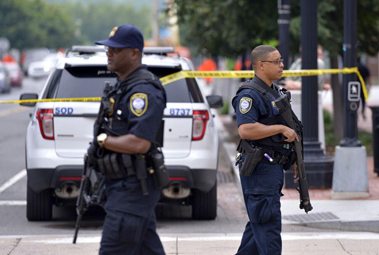 ВСША полицейский застрелил невооруженного мужчину в итоге пранка