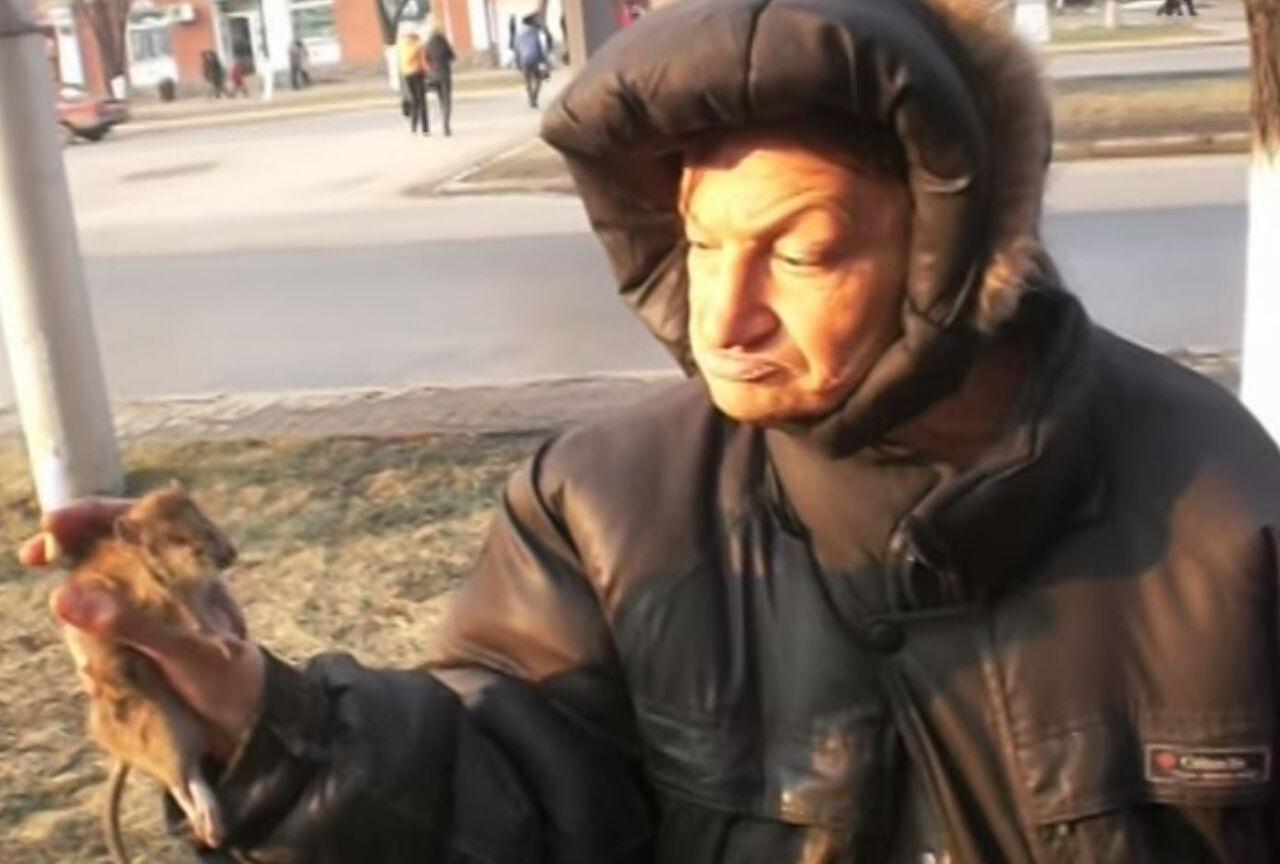 Фото молодых бомжих 9 фотография