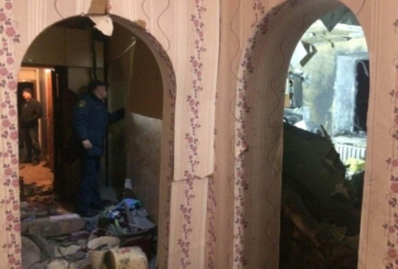 Ребенок умер при обрушении многоквартирного дома вХакасии