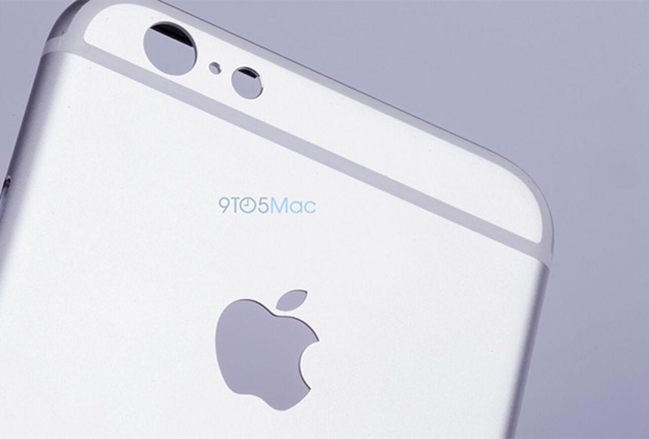 Появились фото смартфона iPhone 6S
