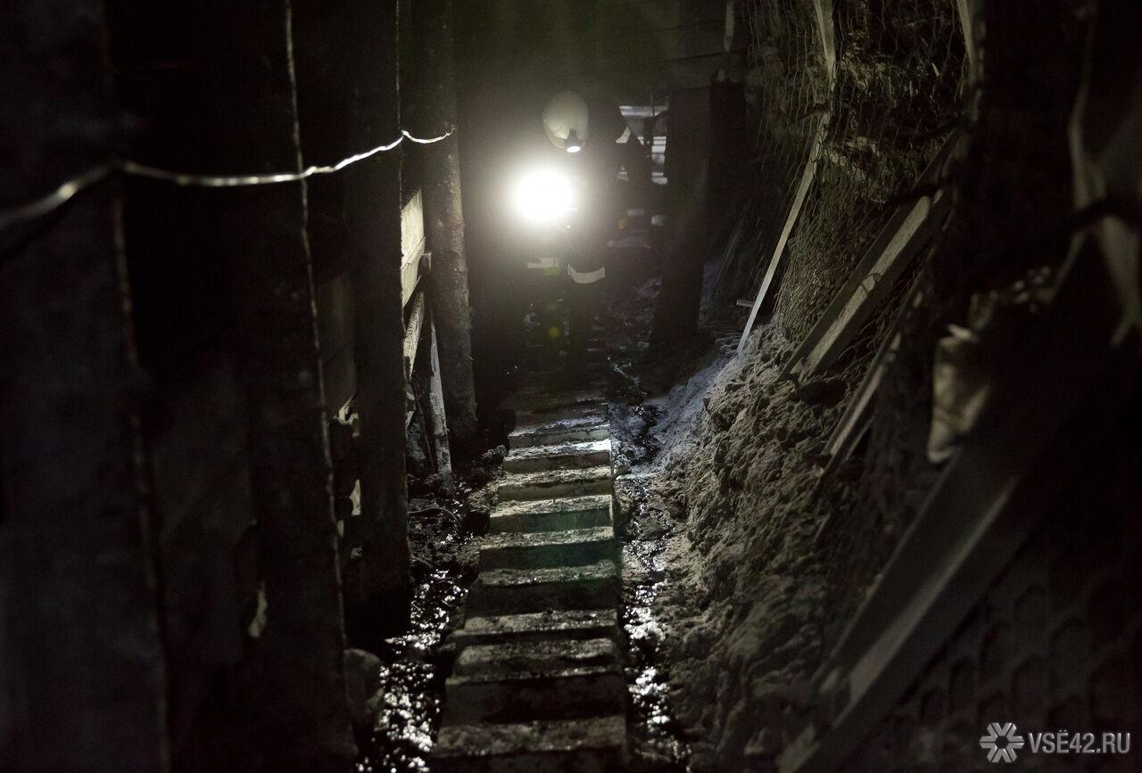 Инцидент накузбасской шахте привел к смерти машиниста