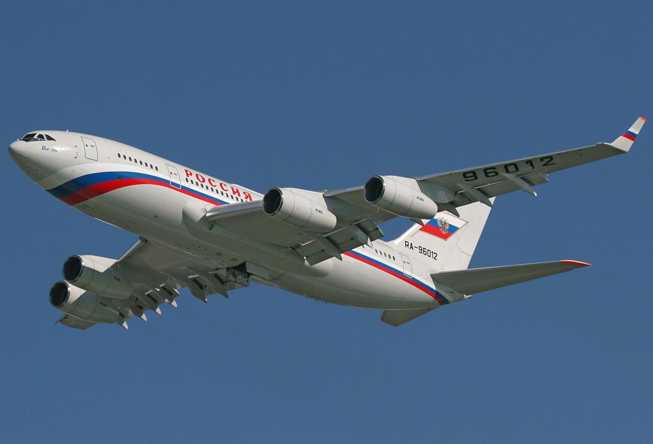 Песков разъяснил причину ремонта самолета В.Путина