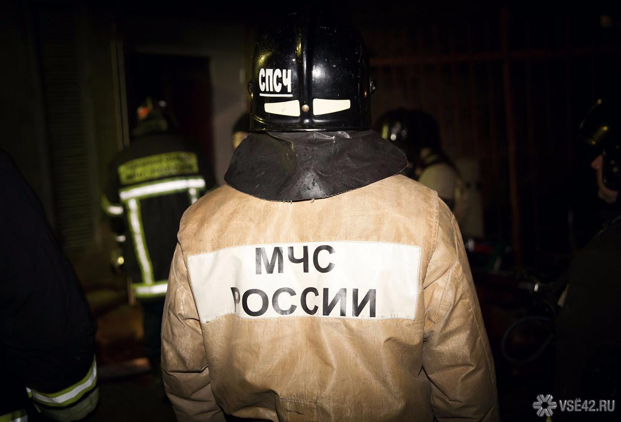 Три человека погибли напожаре вПрокопьевске