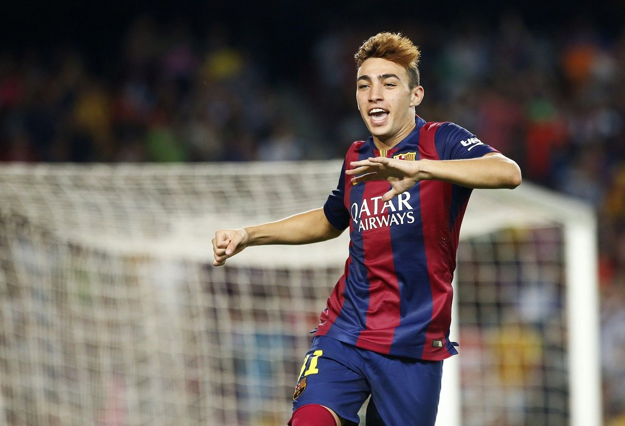 «Зенит» готов платить  «Барселоне» 20млневро заМунира