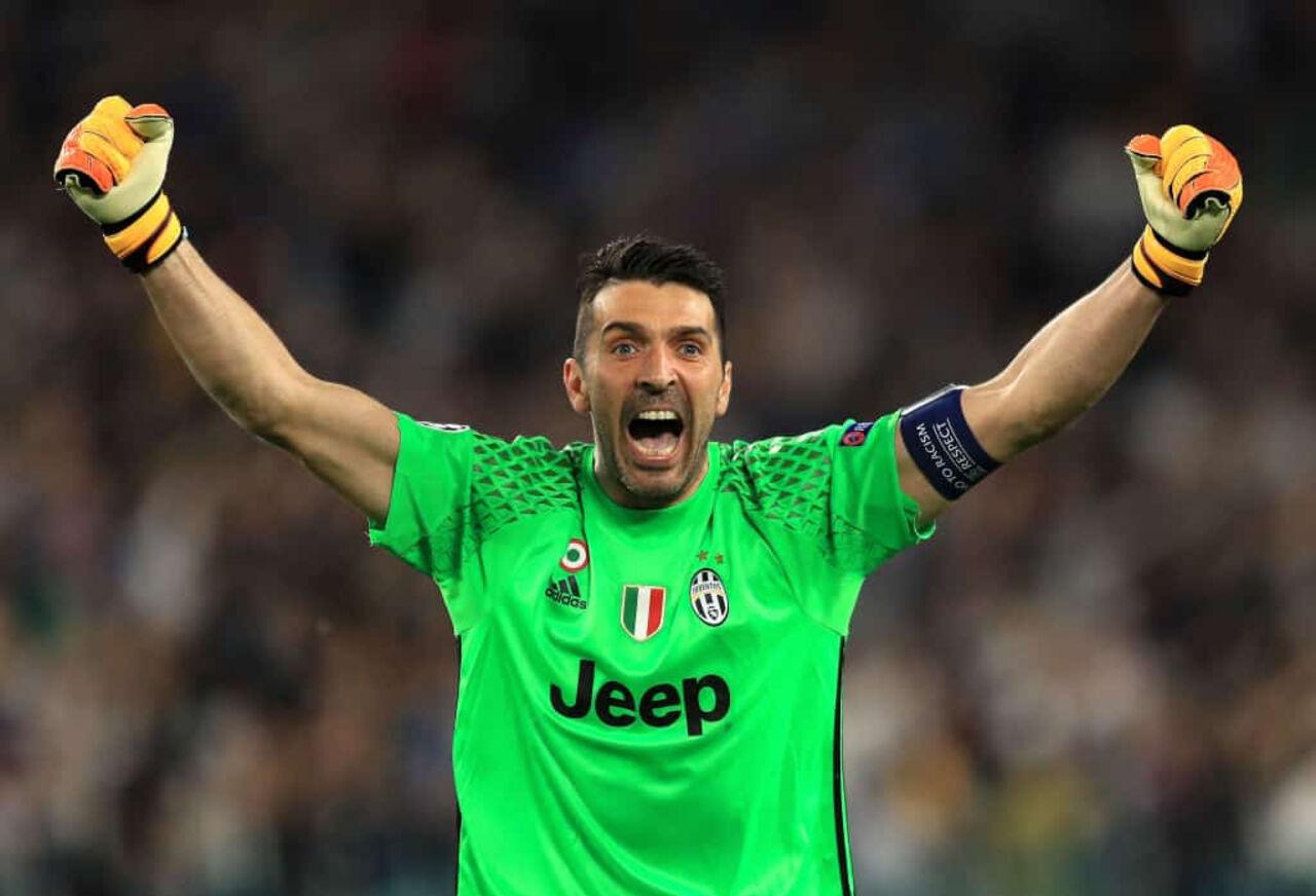 Джанлуиджи БУФФОН: «Усборной Италии нет талантливых игроков»