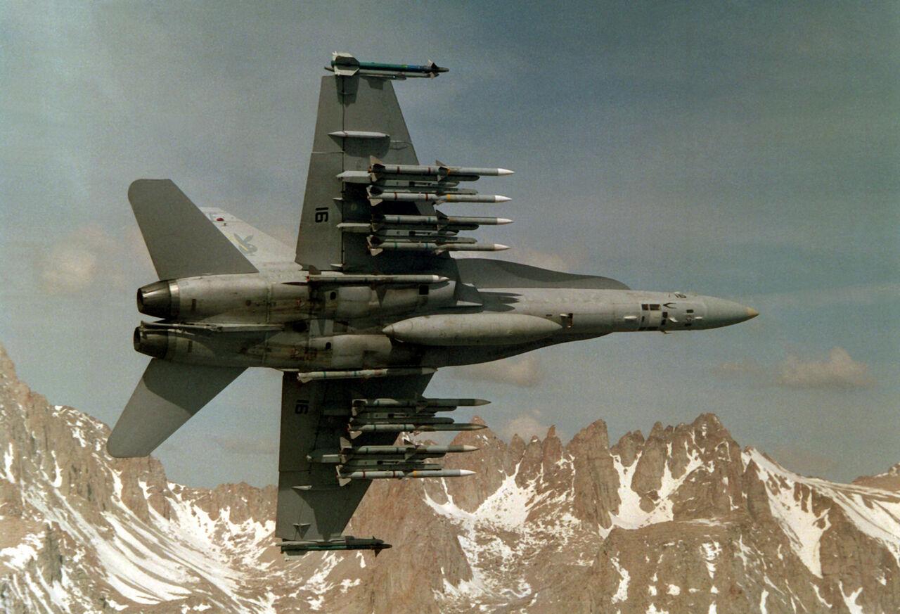 ВСША заодин день разбились два военных самолета